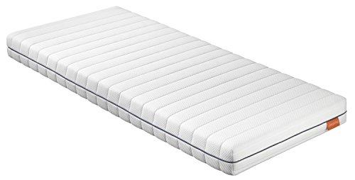 sleepling 19000000137-P Matratze Basic 70 KS, Weiß