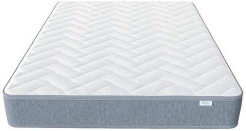 Hilding Sweden Pure Onecore Matratze in Weiß / Mittelfeste 7-Zonen Matratze mit Sommer- und Winterseite für alle Schlaftypen (H2-H3) / 200 x 90 x 22 cm