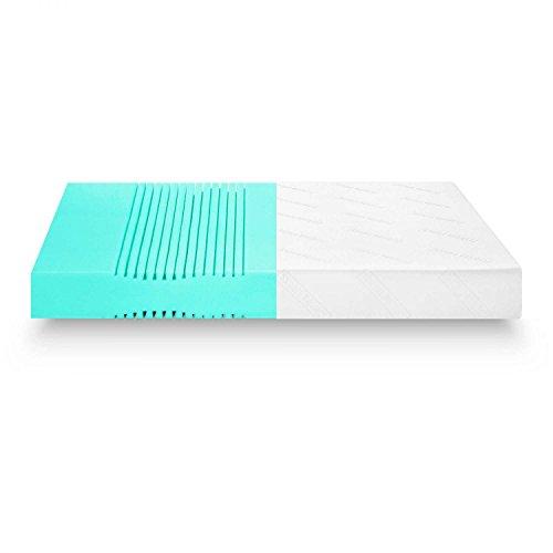 Snooze Project Essential Matratze 180 x 190 - Härtegrad H2 H3 Mittel-Hart - Kaltschaum RG 30 Schaumstoff - Allergiker-geeignet und Öko-Tex 100 zertifiziert - 100 Tage Probeschlafen