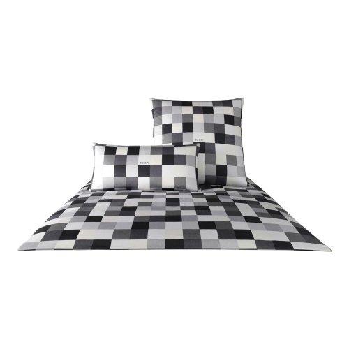JOOP! Bettwaesche Mako-Satin Mosaik 4003 80x80 cm - 135x200 cm
