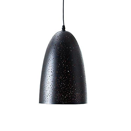 Filigrane Hängeleuchte MOONLIGHT DANCE I aus Metall schwarz kupfer Hängeleuchte Pendelleuchte E27 Esszimmerbeleuchtung