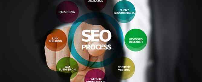 Search Engine Optimisation Infographic