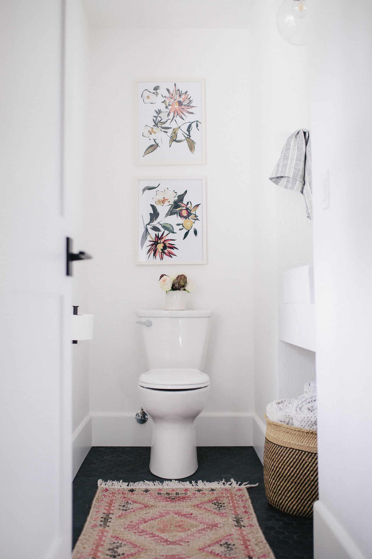 Small Bathroom Remodel (We're Talking Teeny Tiny ... on Small Bathroom Renovation  id=78588