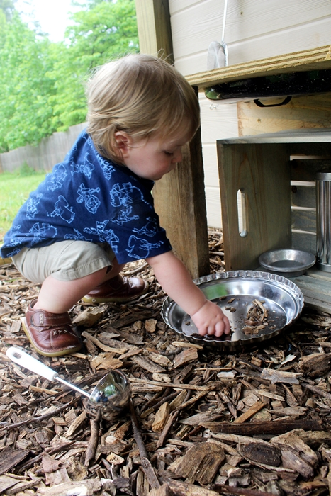 cooking with mulch