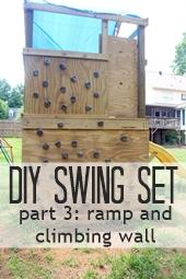 swing set tower