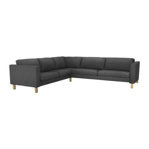 karlstad corner sofa gray__68158_pe182310_s4 - Ikea Karlstad Sofa