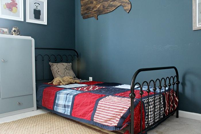 Novogratz Bright Pop bed from Wal-mart