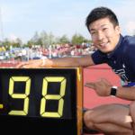 桐生祥秀 日本人初9秒台!公認記録と追い風参考記録の違いはこれだ!電気計時ってなに?