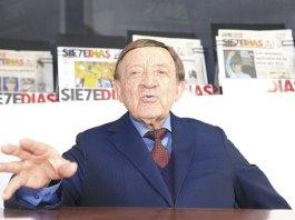 Heráclio Fernández exgobernador