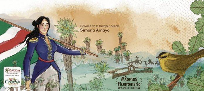 Matilde Anaray, Simona Amaya, y otras mujeres boyacenses que contribuyeron a la libertad 1