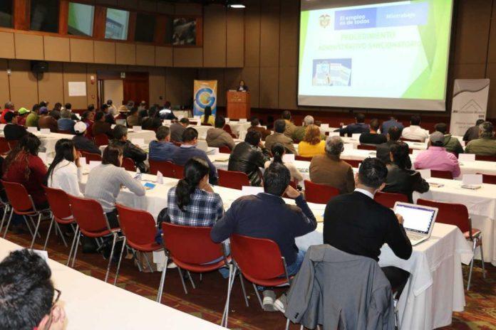 En Paipa se realizó Primer seminario taller obligaciones de una empresa minera 1