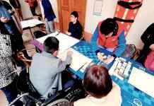 Semana de la inclusión en Tunja
