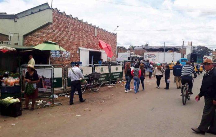 Centro Mayorista de Abastos Sogamoso