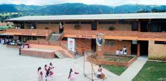 Colegio en Boyacá