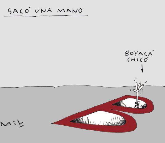 Caricatura 18 de Noviembre