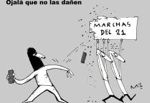 Caricatura 14 de Noviembre de 2019