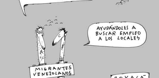 Caricatura 16 de Noviembre de 2019