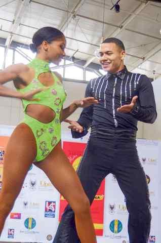 Desde el 13 hasta el 15 de noviembre se desarrolló los dos encuentros de baile Salsa, Bachata y Urbano.