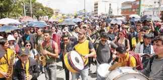 Cultura paro manifestaciones