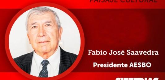 Fabio José Saavedra - Columnista