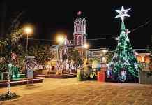 Tuta Boyacá en diciembre