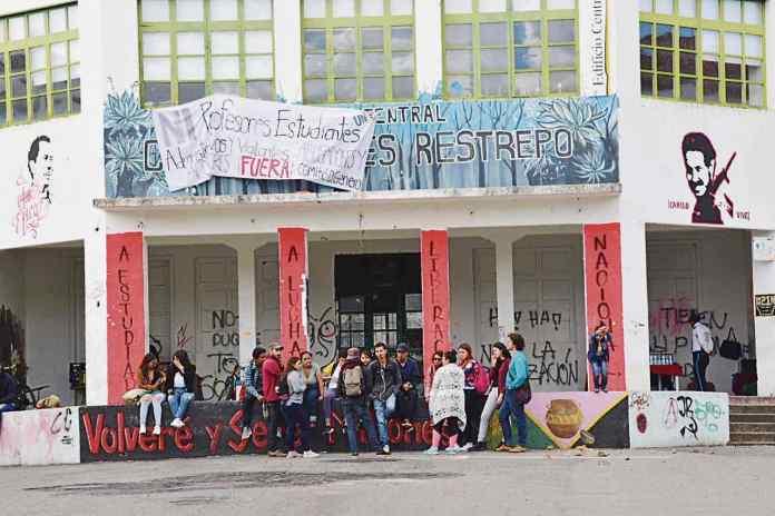Conjugarán los espacios de la movilización con los de la actividad académica en busca de mantener las instalaciones libres de bloqueo.
