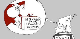 Caricatura 24 de Diciembre de 2019