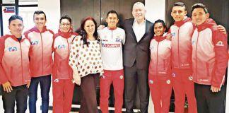 El entrenador Jacinto López seguirá al frente de su equipo.
