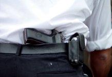 Durante el 2020 estará prohibido el porte de armas en Boyacá.