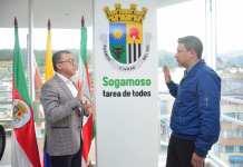 Acevedo se posesiona como Secretario de Cultura de Sogamoso