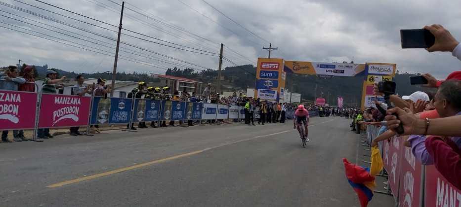 Arranca la 4ta Etapa del Tour Colombia 2.1. Hoy Paipa - Santa Rosa de Viterbo 17