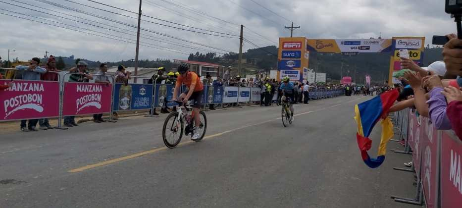 Arranca la 4ta Etapa del Tour Colombia 2.1. Hoy Paipa - Santa Rosa de Viterbo 16