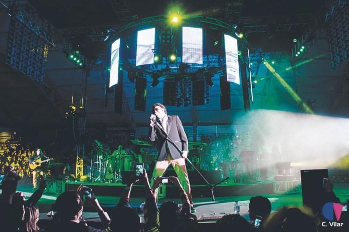 Cancelan eventos masivos en Tunja, entre estos el concierto de Andrés Cepeda. 1