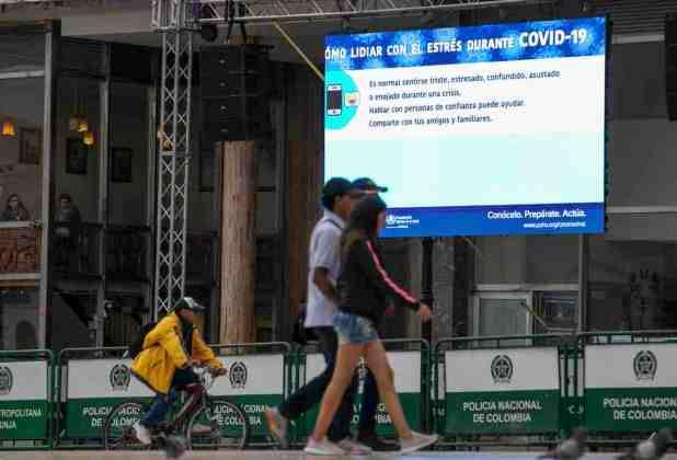 Información permanente para evitar el contagio del Covid 19 11