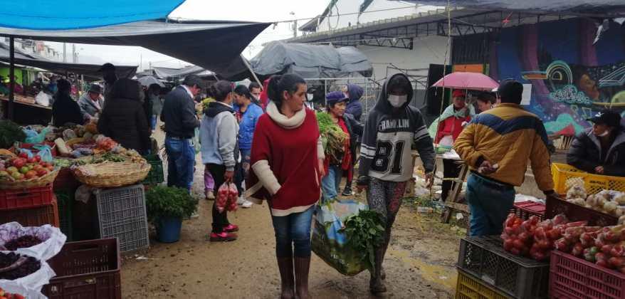 Limitan horario de atención en plazas de mercado de Boyacá 4