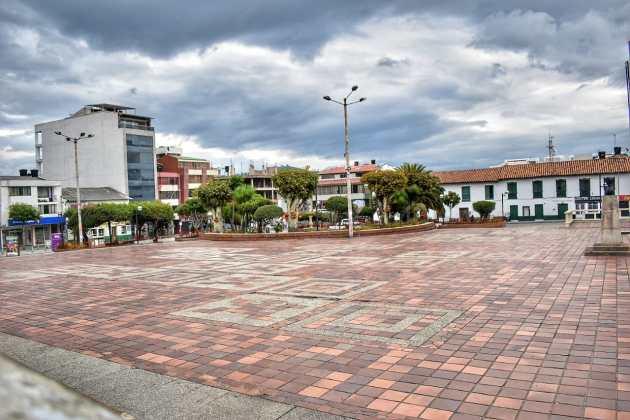[Galería] Las calles de Boyacá permanecen solas en el primer día de Simulacro de Aislamiento por COVID - 19 38