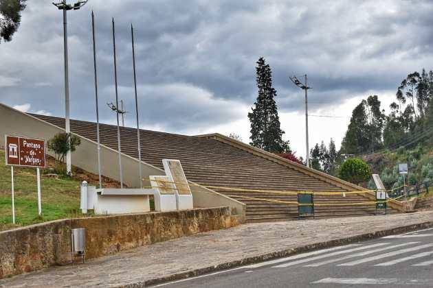 [Galería] Las calles de Boyacá permanecen solas en el primer día de Simulacro de Aislamiento por COVID - 19 41