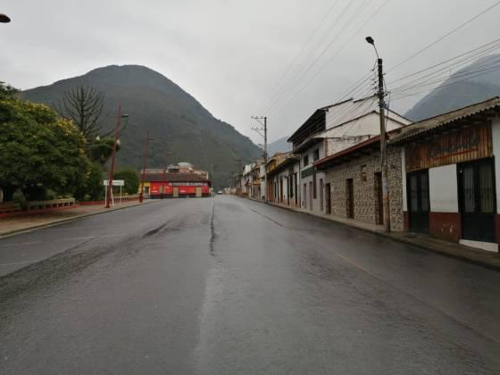 [Galería] Las calles de Boyacá permanecen solas en el primer día de Simulacro de Aislamiento por COVID - 19 44