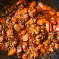 My Ultimate Chilli Con Carne