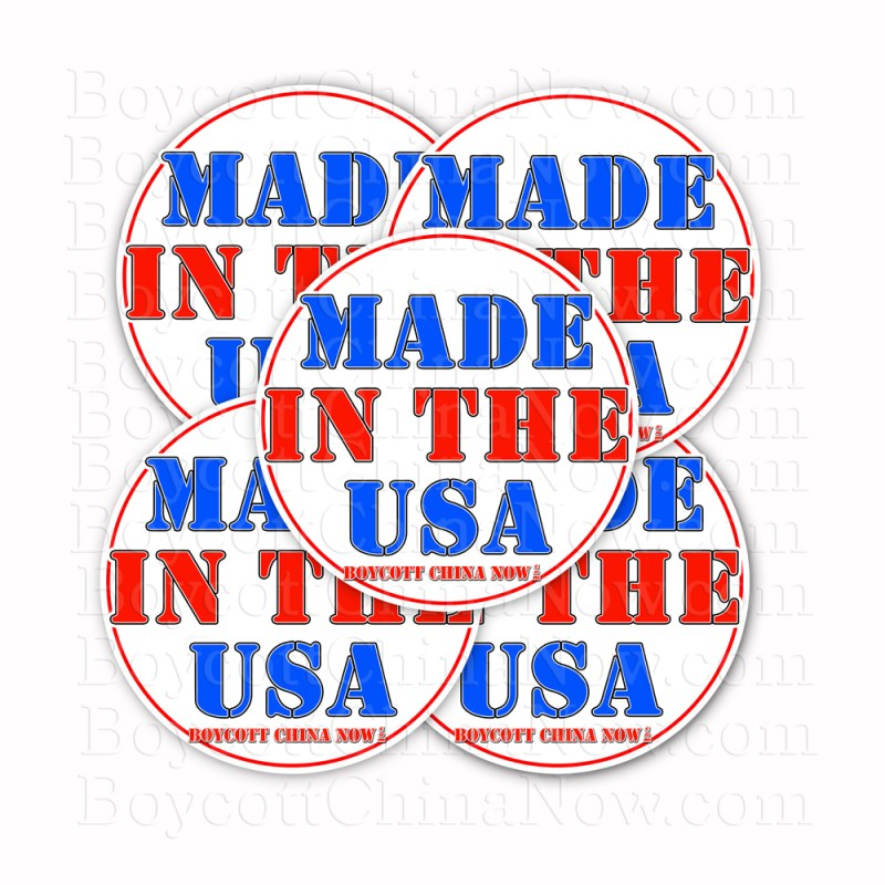Made In The USA Stickers 5