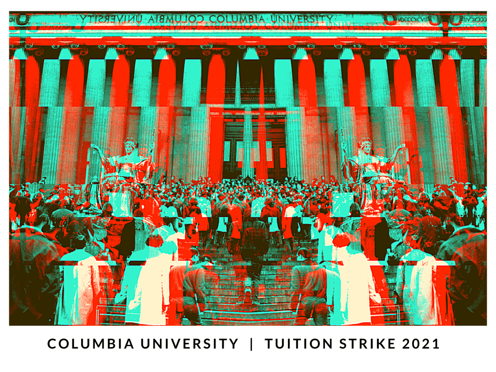 COLUMBIA TUITION STRIKE