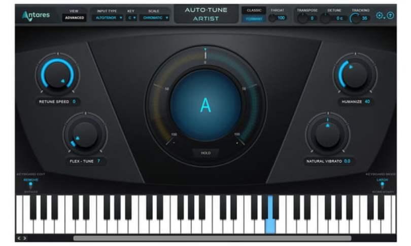 Antares AutoTune Pro Crack + Torrent Download Latest