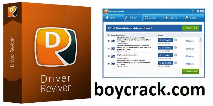 Driver Reviver 5.39.1.8 boycrack1