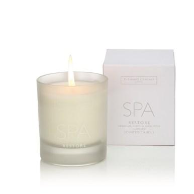 The White Company Spa Relax Restore Bath Relax Meditation R&R