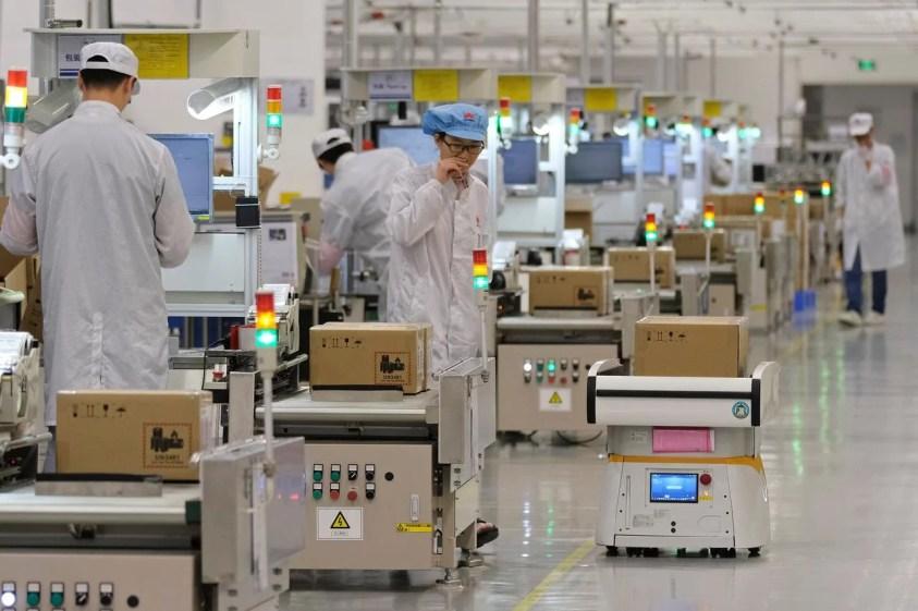 boying manufacturing outsourcing