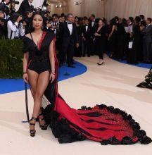 Nicki Minaj en H&M