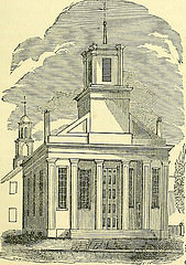 Universalist Church, Concord, New Hampshire (as of 1903)