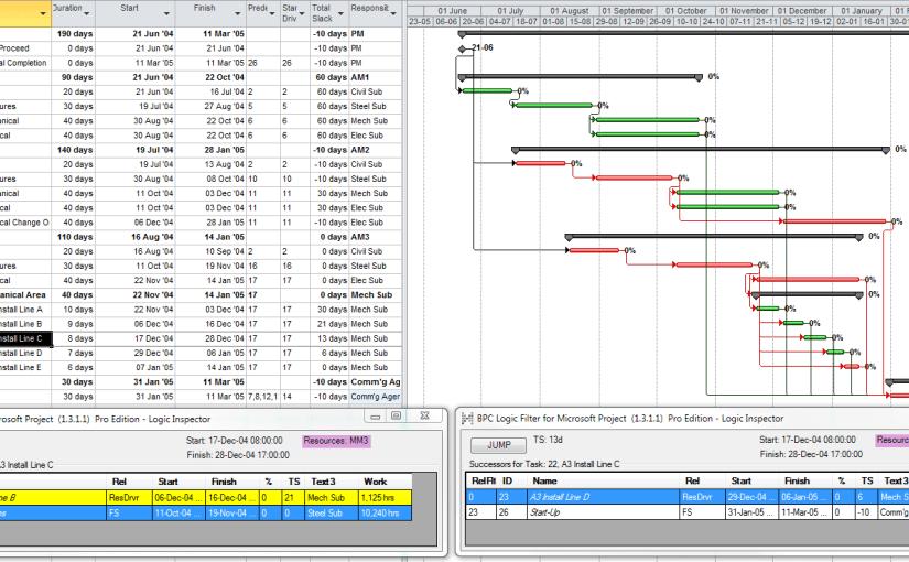 Recent Improvements to BPC Logic Filter (Feb 2018)