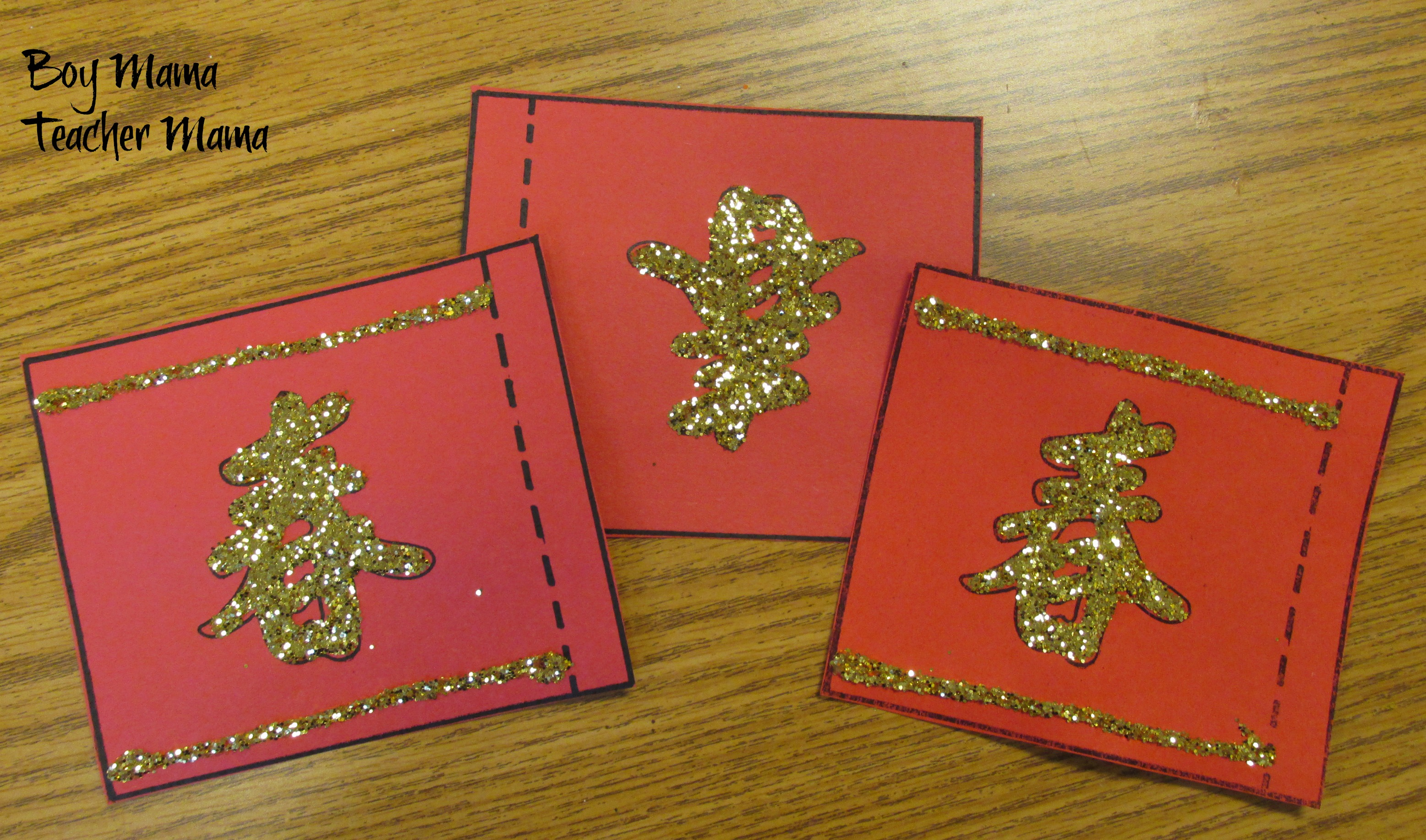 Teacher Mama Free Printable Crafts For Chinese New Year