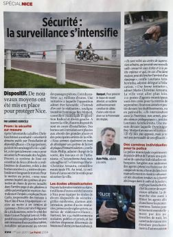 Le Point Sécurité - 1